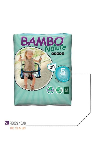 Bambo Bambo Diapers Training 5