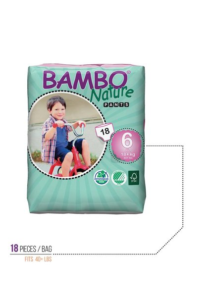 Bambo Bambo Diapers Training 6