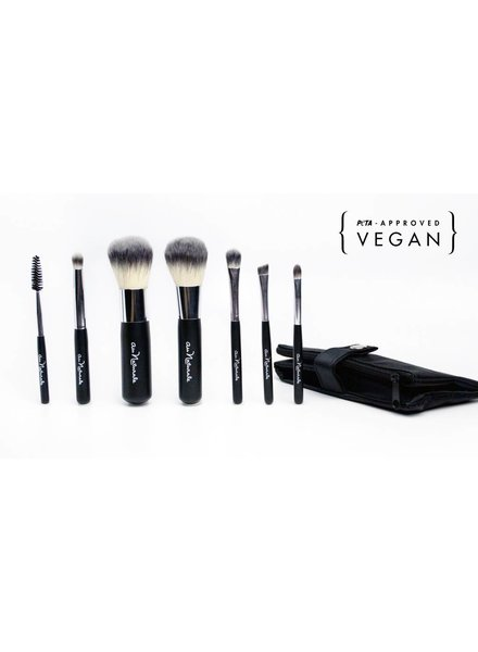 Au Naturale Au Naturale Travel Brush Set