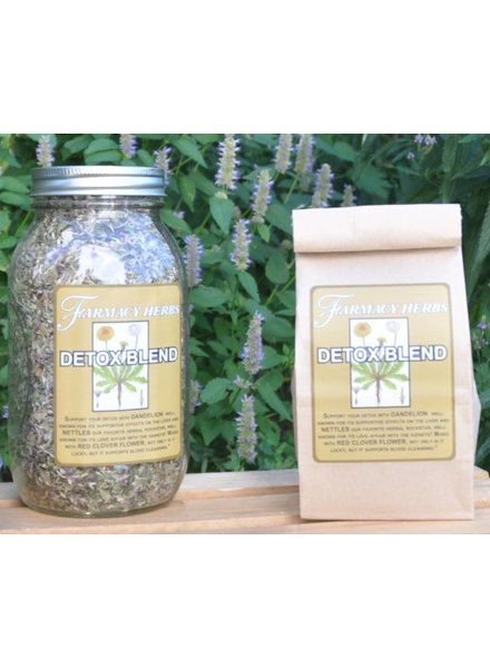 Farmacy Herbs Farmacy Herbs Detox Blend Tea