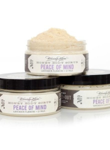 Waxing Kara Waxing Kara Body Scrub Peace of Mind 8 oz