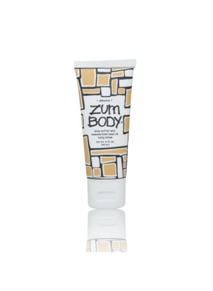 Indigo Wild Indigo Wild Zum Body Lotion Almond Tube