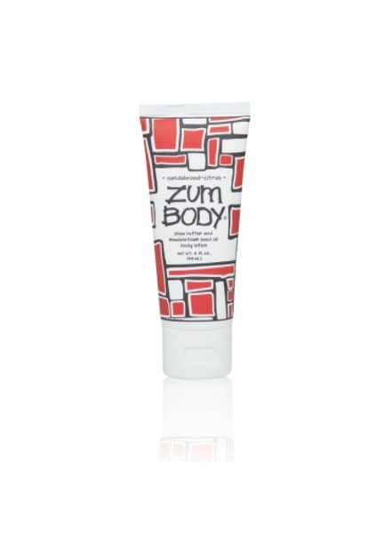 Indigo Wild Indigo Wild Zum Body Lotion Sandalwood Citrus Tube