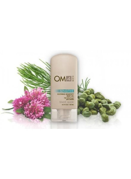 Om4Men Om4Men Shave Mask (Sensitive)