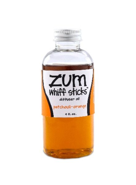 Indigo Wild Indigo Wild Zum Whiff Stick Patchouli-Orange Refill