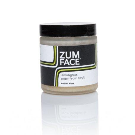 Indigo Wild Zum Face Lemongrass Sugar Scrub 4oz.