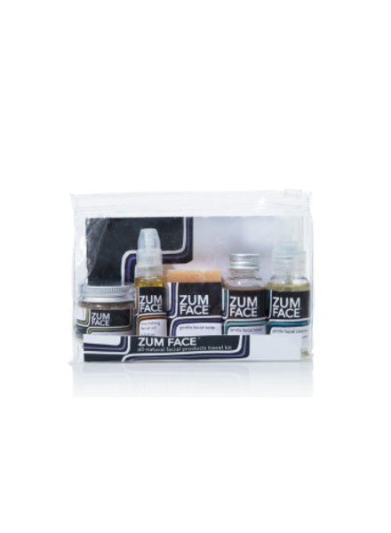 Indigo Wild Indigo Wild Zum Face Travel Kit