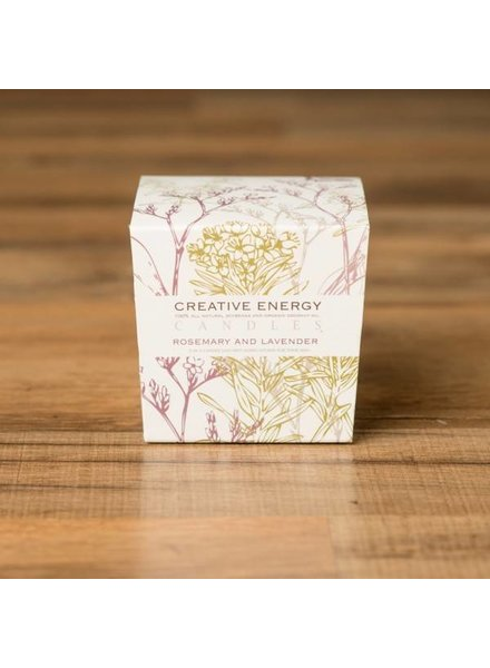 Creative Energy Creative Energy Rosemary and Lavender Large