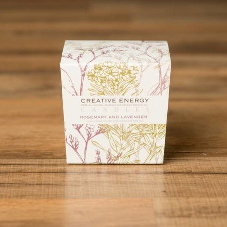 Creative Energy Rosemary and Lavender Large