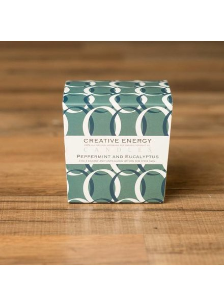 Creative Energy Creative Energy Peppermint and Eucalyptus Large