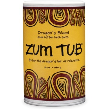 Indigo Wild Zum Tub Bath Salts Dragon's Blood