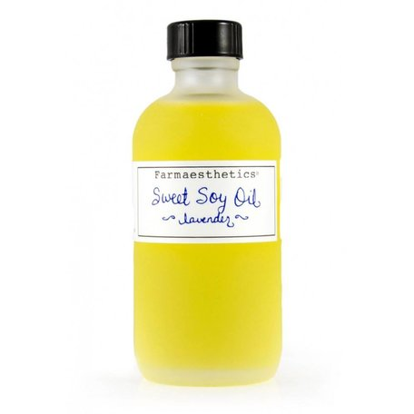 Farmaesthetics Sweet Soy and Lavender Oil