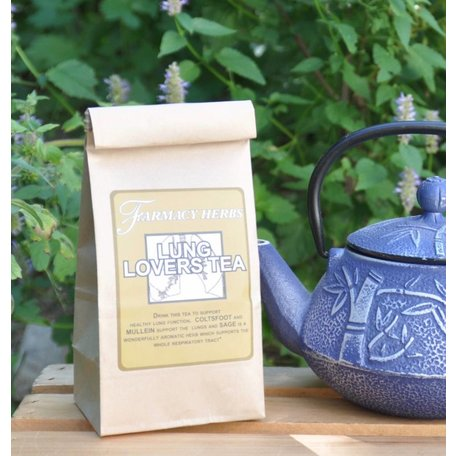 Farmacy Herbs Lung Lovers Tea
