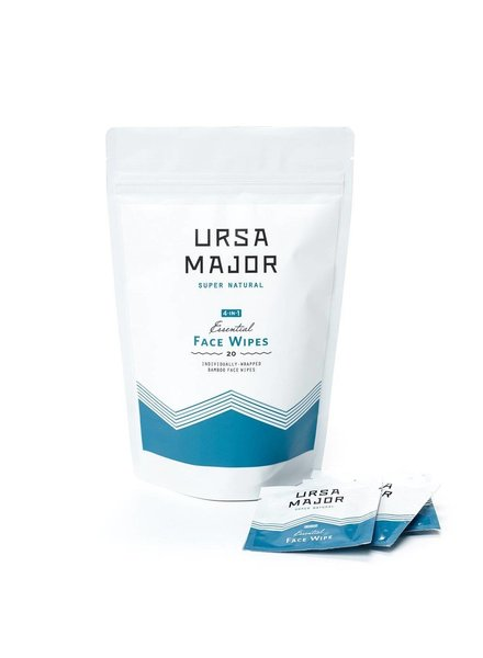 Ursa Major Ursa Major Essential Face Wipes