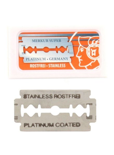 Merkur Merkur Double Edge Safety Razor Blades