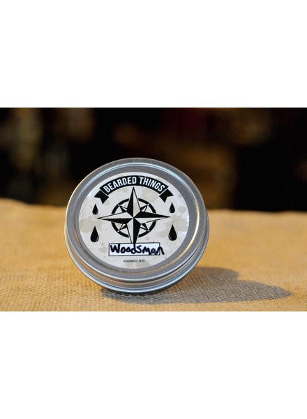 Bearded Things Bearded Things Woodsman Balm