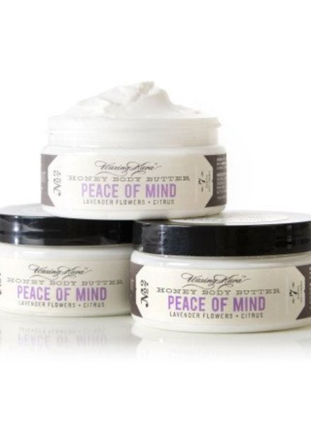 Waxing Kara Waxing Kara Body Butter Peace of Mind 4 oz