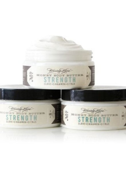 Waxing Kara Waxing Kara Body Butter Strength 4 oz