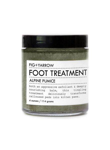 Alpine Pumice Foot Treatment
