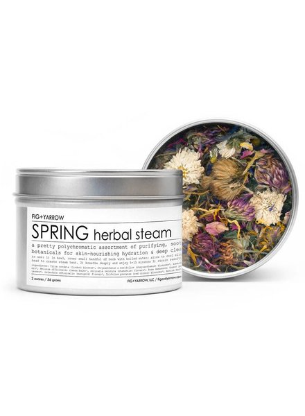 Herbal Steams Spring