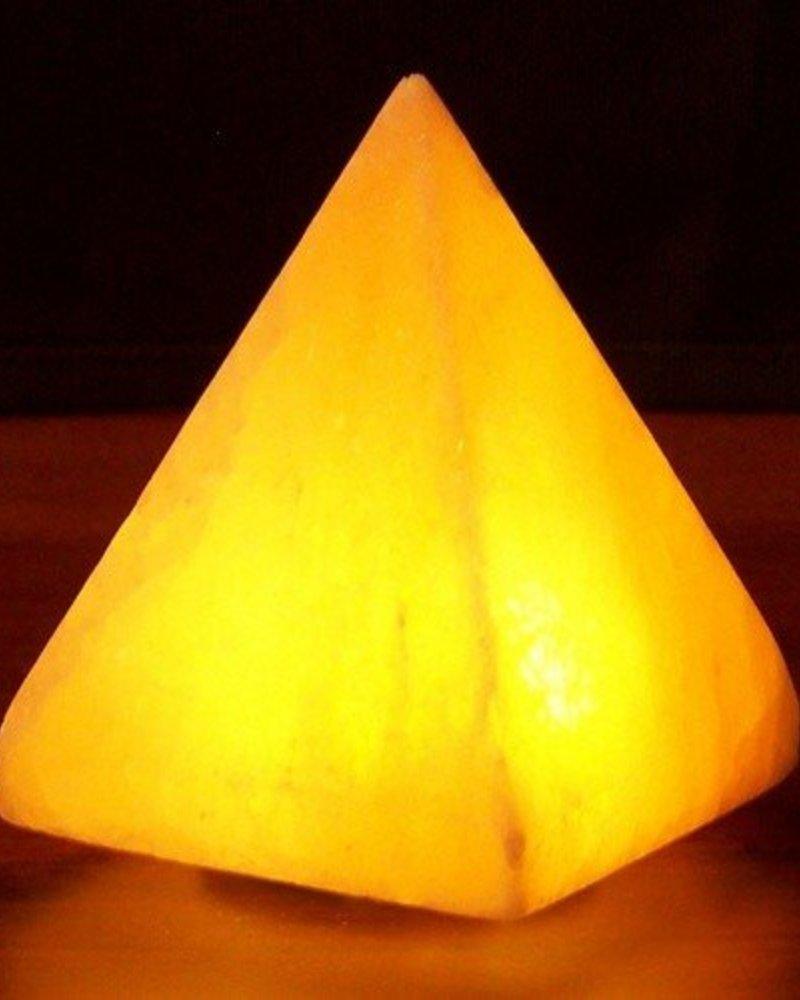 Aloha Bay Aloha Bay Himalayan Salt Lamp Pyramid USB
