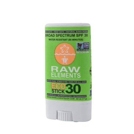 Raw Elements Sunscreen Stick Eco SPF 30
