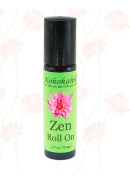Kokokahn Kokokahn Essential Oil Roll On Zen