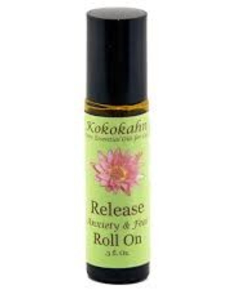 Kokokahn Kokokahn Essential Oil Roll On Release