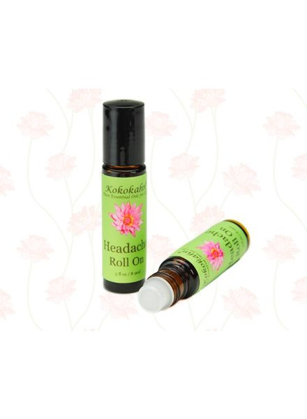 Kokokahn Kokokahn Essential Oil Roll On Headache