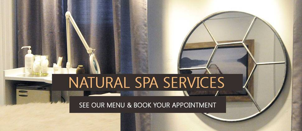 Visit Our Spa