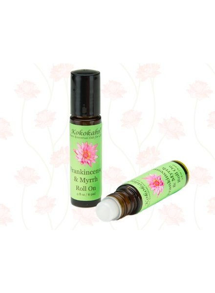 Kokokahn Kokokahn Essential Oil Roll On Frankincense and Myrrh