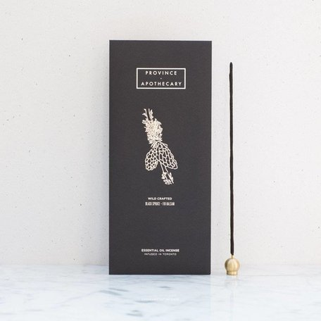 Province Apothecary Incense Black Spruce