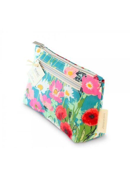 Tonic Tonic Small Cosmetic Bag Dusk Meadow