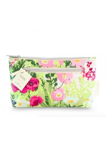 Tonic Tonic Small Cosmetic Bag Dawn Meadow
