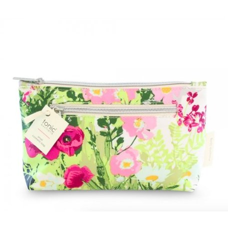 Tonic Small Cosmetic Bag Dawn Meadow