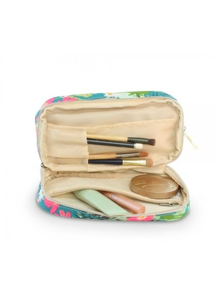 Tonic Med Make Up Bag Dusk Meadow