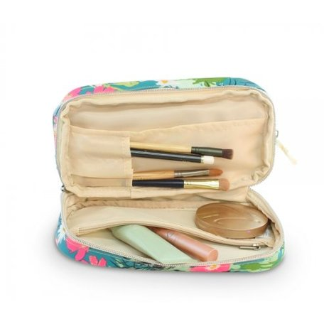 Med Make Up Bag Dusk Meadow