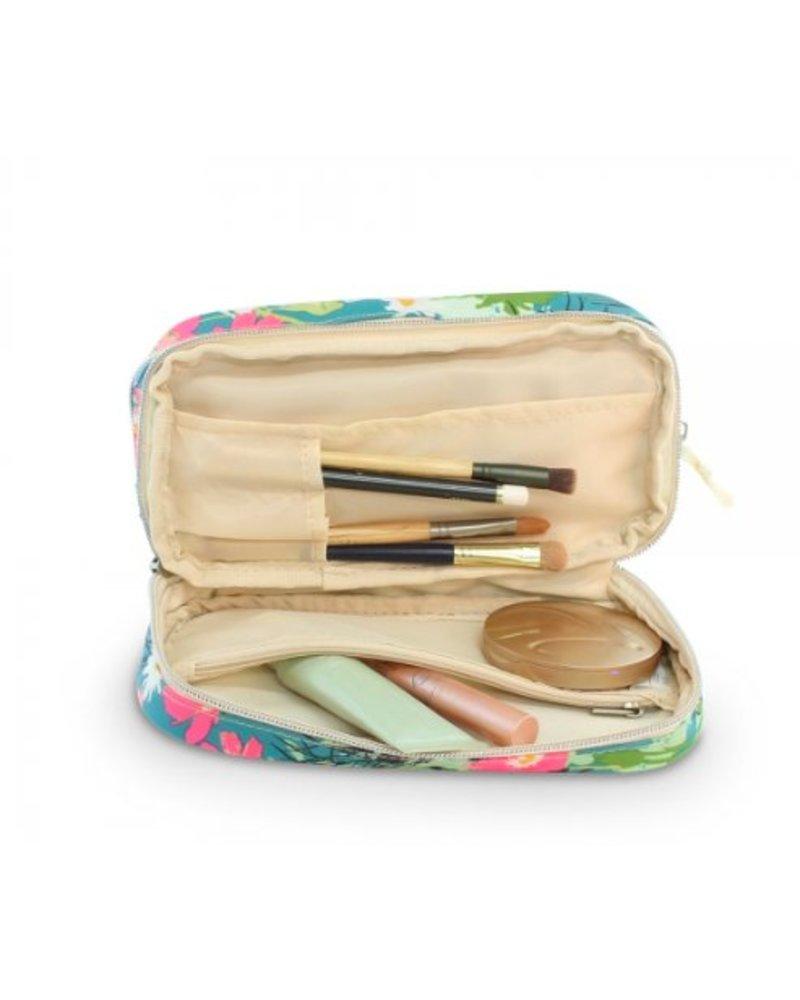 Tonic Tonic Med Make up Bag Dusk Meadow