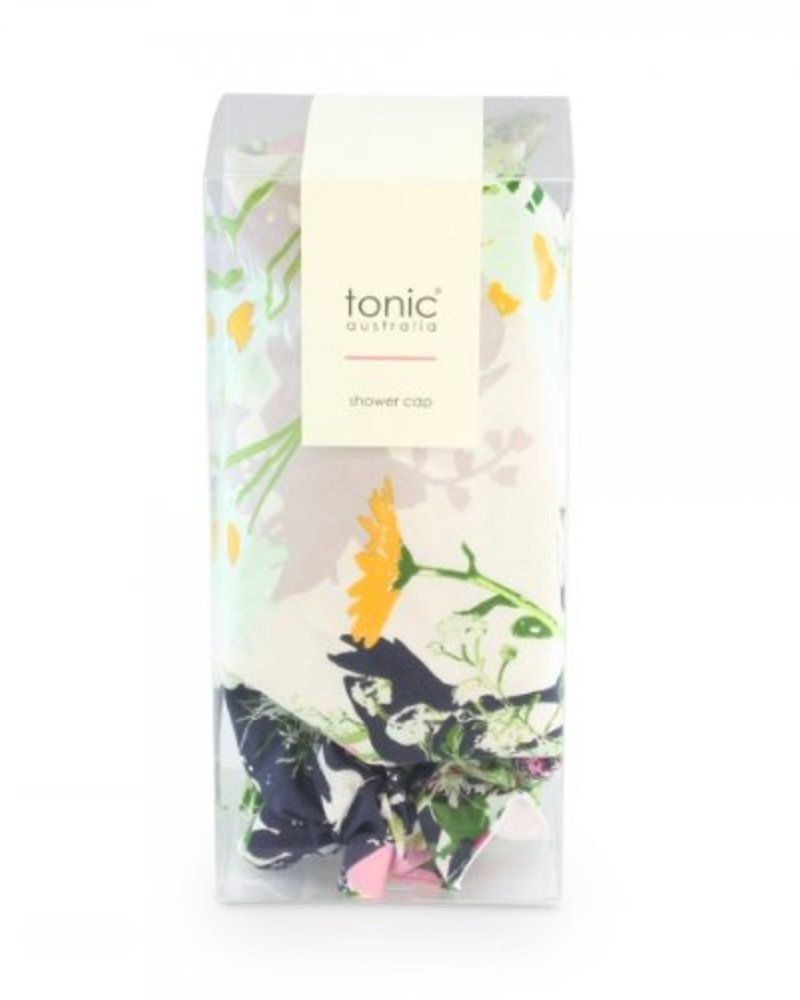 Tonic Tonic Shower Cap Dawn Meadow