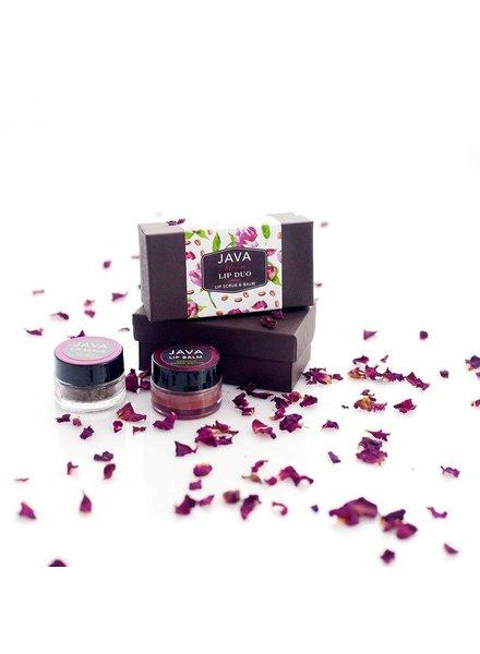 JAVA Skin Care Java Lip Duo Bloom
