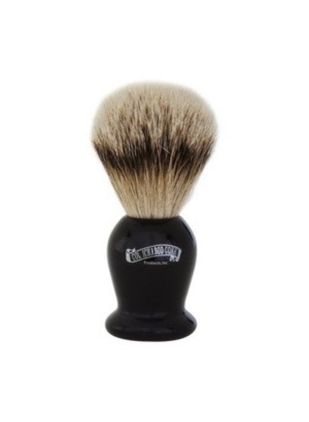 Colonel Conk Col. Conk Synthetic Shave Brush Black