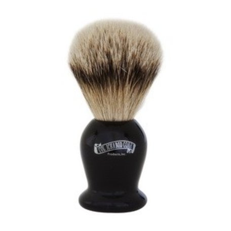 Col. Conk Synthetic Shave Brush Black