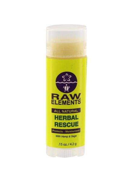 Raw Elements Lip Balm Herbal Rescue