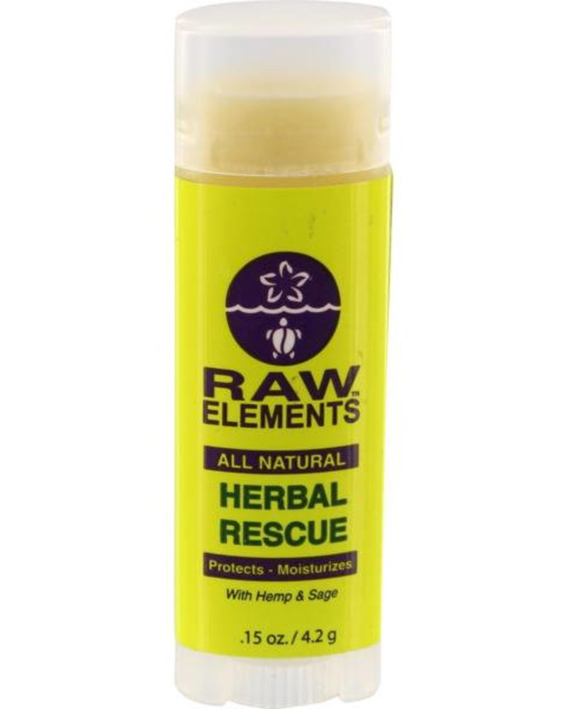 Raw Elements Lip Balm Herbal Rescue