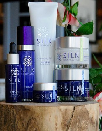 Silk Therapeutics Silk Therapeutics for Mature Skin