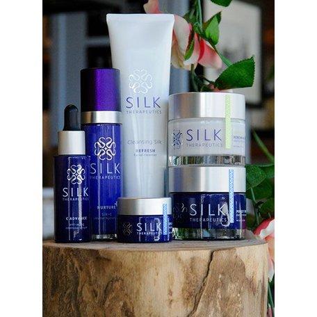 Silk Therapeutics for Mature Skin