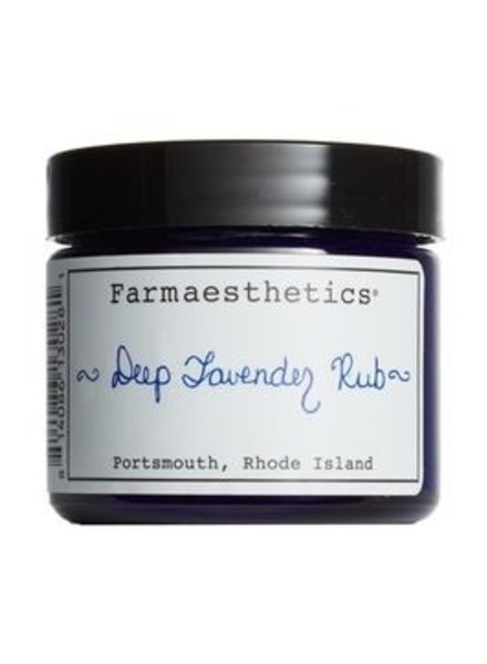 Farmaesthetics Farmaesthetics Deep Lavender Rub Travel Size