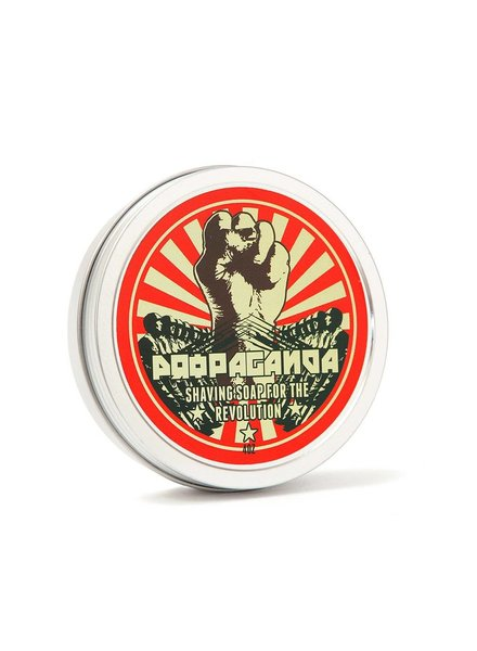 Dr. Jon's Shave Soap Propaganda 4oz