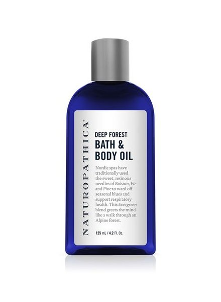 Naturopathica Naturopathica Deep Forest Bath & Body Oil