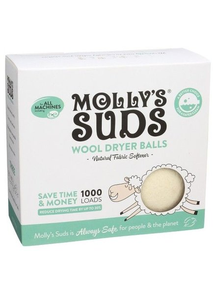 Mollys Suds Molly's Suds Dryer Balls